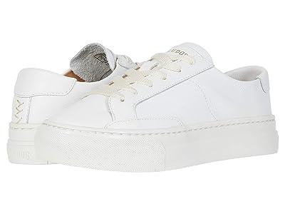 Soludos Ibiza Platform Sneaker (White) Women