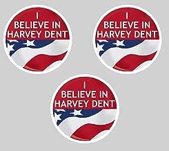 I Believe in Harvey Dent Vinyl Sticker Pack of 3
