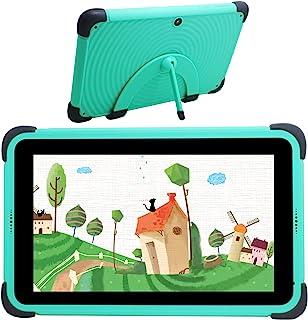 Barn surfplatta 7 tums WiFi Android 10 surfplatta PC IPS HD-skärm, 2 GB RAM 32 GB ROM, barnsäkringstablett för barn, barnl...