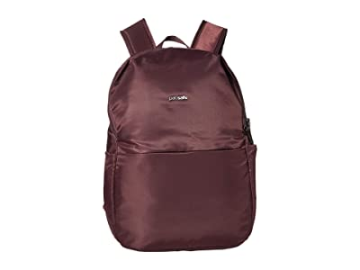 Pacsafe Cruise Essentials Backpack (Pinot) Backpack Bags