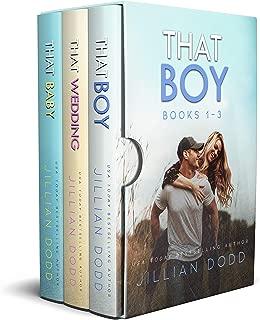 That Boy Series: Books 1-3