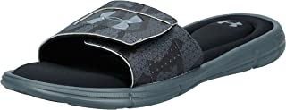 Under Armour Ignite Bustle V SL Men's Slides, Grey (Pitch