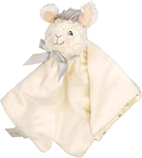 Lil' Llama 4 x 14 Inch Polyester Plush Lovey Blanket