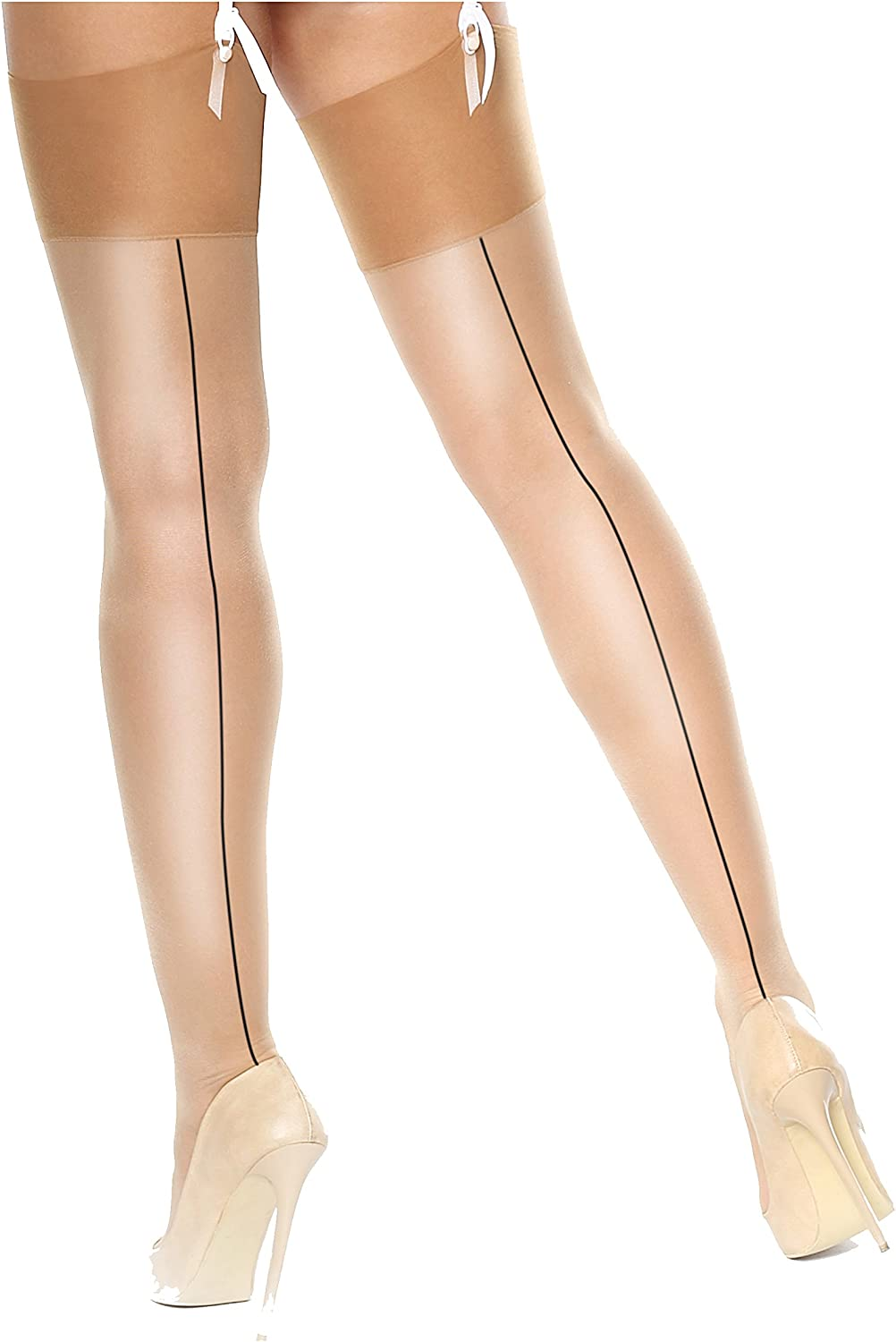 Miss store O Silky Stockings Seamed Branded goods