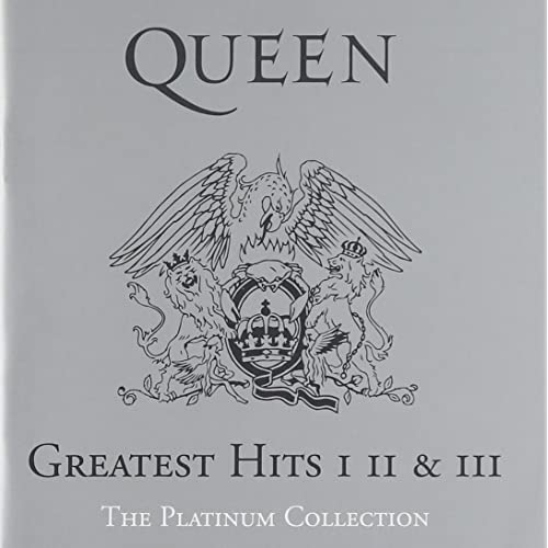 The Platinum Collection: Greatest Hits I, ...