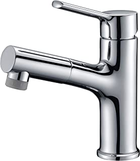genta single handle bathroom faucet