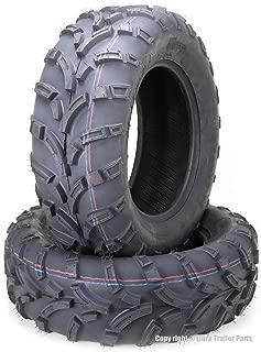 Set of 2 WANDA ATV UTV Tires 26x9-14 26x9x14 6PR P373 Mud …