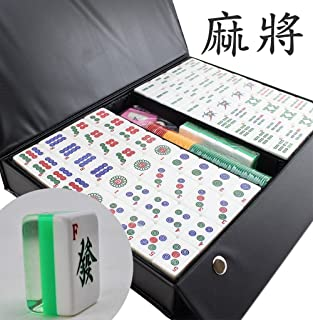 SD Professional Chinese Mahjong Set Scratch-Resistant Tiles