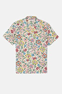 YMC Cotton Dobby Short Sleeve Shirt