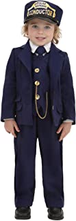 Best toddler polar express conductor costume Reviews