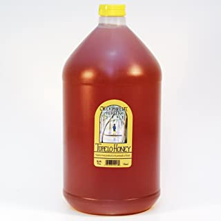 Tupelo Honey 1 Gallon Bulk Jug - 12 Lbs. from Sleeping Bear Farms Beekeepers in the Florida Apalachicola River Basin