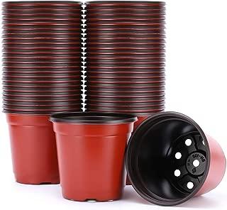 Best 5 inch plastic flower pots Reviews