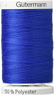 Gutermann 547 yd Sew-All Thread, Cobalt Blue