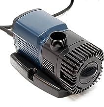 SunSun JTP-4800 Vijverpomp met 4800l/h 32W voor vijvers en beekloop