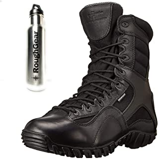Belleville TR960ZWP Khyber Lightweight Waterproof Side-Zip Tactical Boot with Bottle