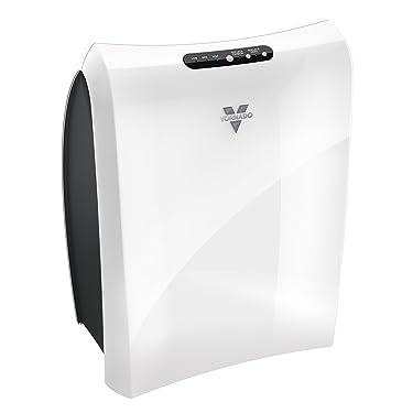 Vornado AC350 Air Purifier with True HEPA Filter, Captures Allergens, Smoke, Odors, Pollen, Dust, Mold Spores, Pet Dander