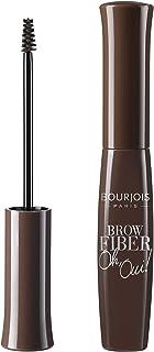 Bourjois Brow Fiber Oh Oui, Máscara de cejas, Tono 003 brun/brown, 6.65 g