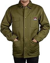 Ben Davis Men's Original Style Jacket, with Front Snap