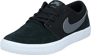 Nike Men's Sb Portmore II Solar Skateboarding Shoes