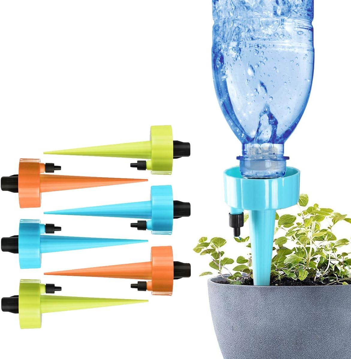 Amazon.com  Adjustable Self Watering Spikes, Automatic Plant ...