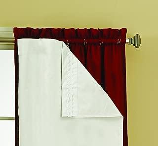 blackout liner curtain panel pair