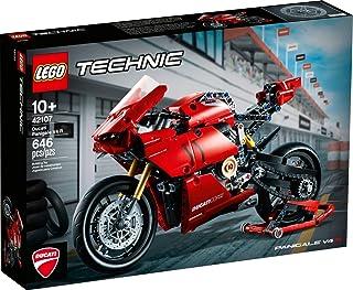レゴ (LEGO) ドゥカティ パニガーレV4 R テクニック 42107 国内流通品