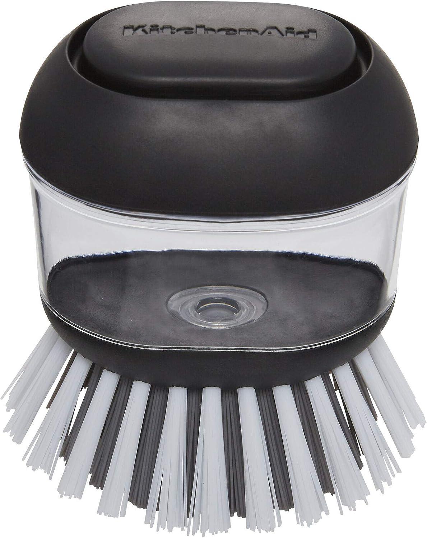 KitchenAid Soap Dispensing Palm Brush Superlatite 3.54 x 2.17 inches Max 42% OFF 2.95