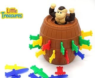 Little Treasures Pop Up Gorilla Game for Children 5+