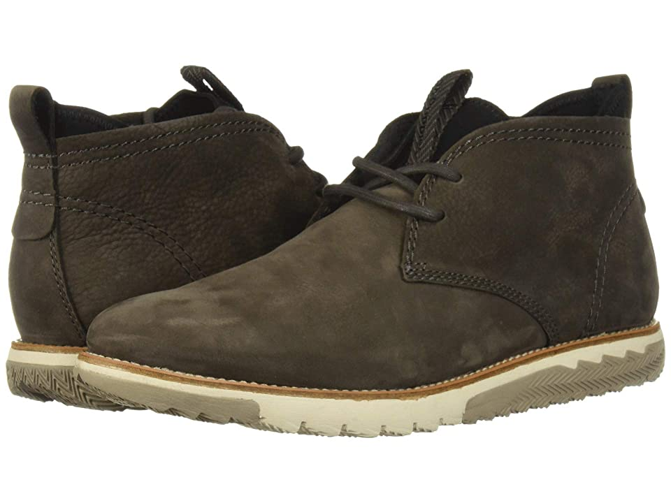 Hush Puppies Active Expert (Off-Black Nubuck) Men