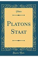 Platons Staat (Classic Reprint) Capa dura