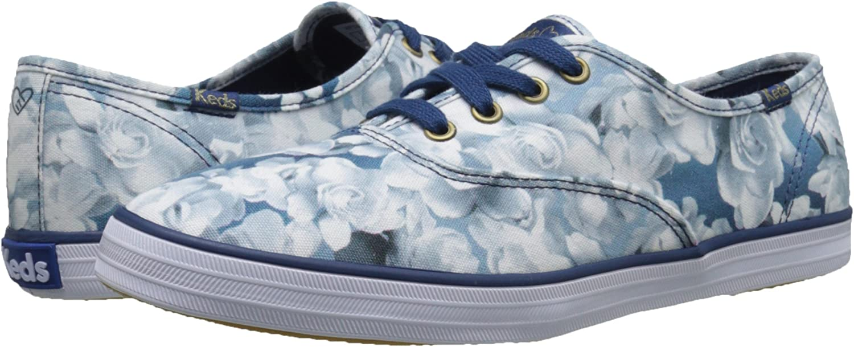 Keds Women's Taylor Swift Floral Print Fashion Sneaker