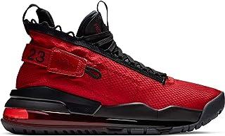 online store e0878 a980a Nike Air Jordan Protro Max 720 Bred Black Gym Red BQ6623-600 US Size 10
