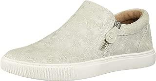 Gentle Souls Womens Lowe Double Zip Sneaker