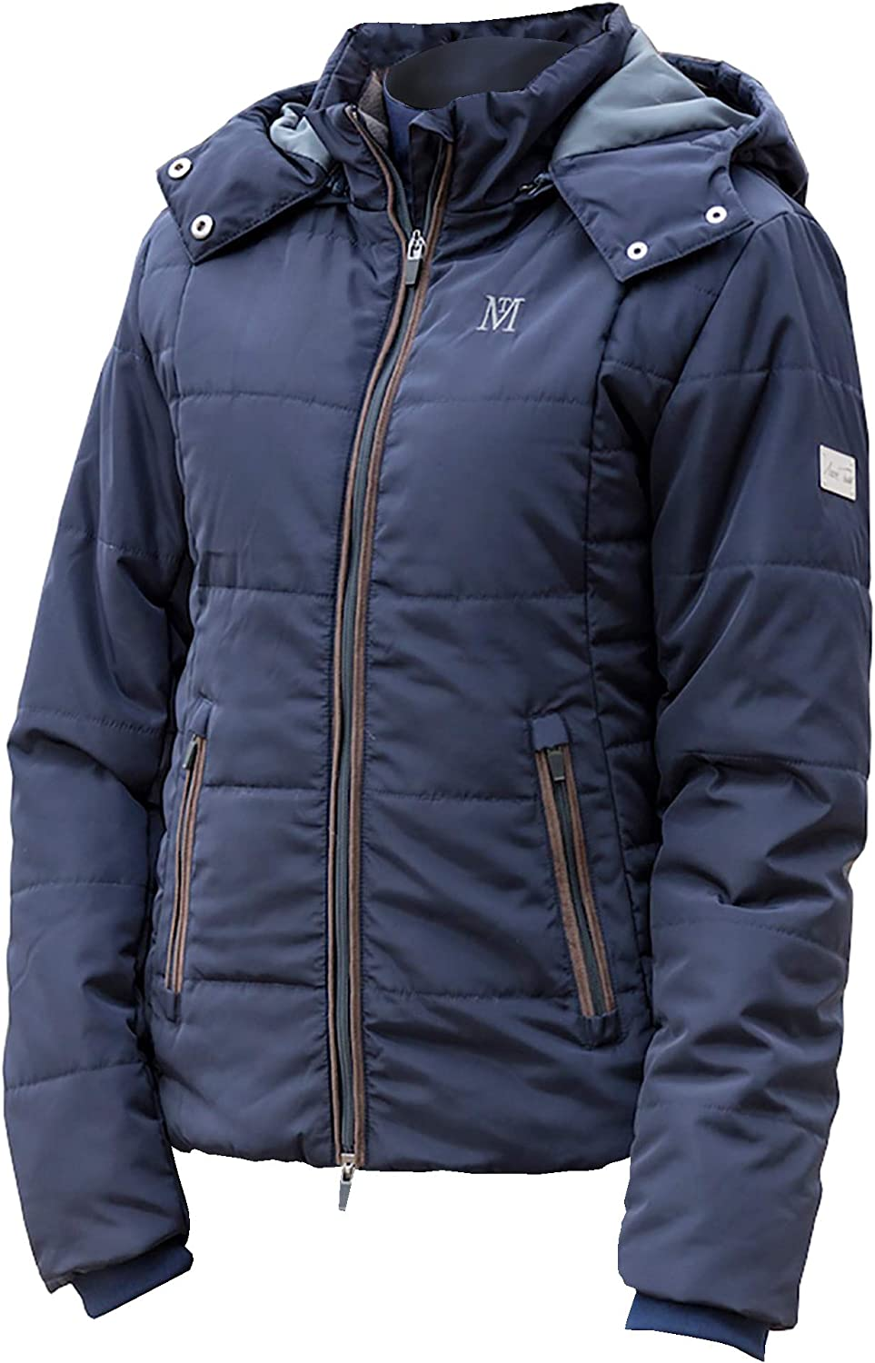 Mark Todd Womens Ladies Winter Padded Jacket