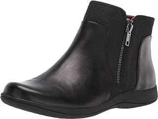 Rockport Rockport Women's Tessie Zip Bootie womens Ankle Boot