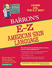 E-Z American Sign Language (Barron's Easy Way)
