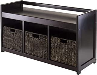Best entryway bench baskets Reviews