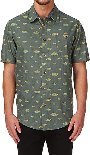 Altamont Seeing Shirt safari   vert Taille