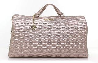 DKNY DT120QT7 Weekender Duffel Bag, Rosegold, 53.4 Centimeters