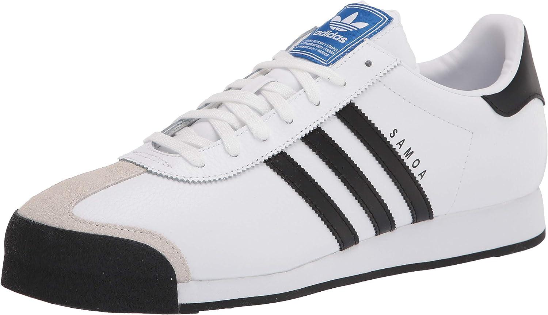 Amazon.com | adidas Originals Men's Samoa Retro Sneaker | Fashion ...