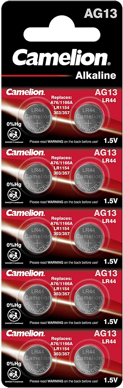 Camelion 12001013 Plus Alkaline Knopfzelle Elektronik