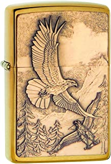 eagle scout zippo lighter