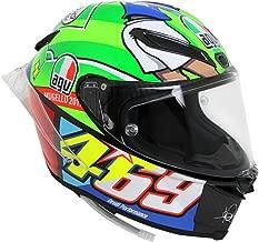 AGV Unisex-Adult Pista GP Limited Edition Mugello 2017 Street Motorcycle Helmet-Multicoloured/Large (Multi