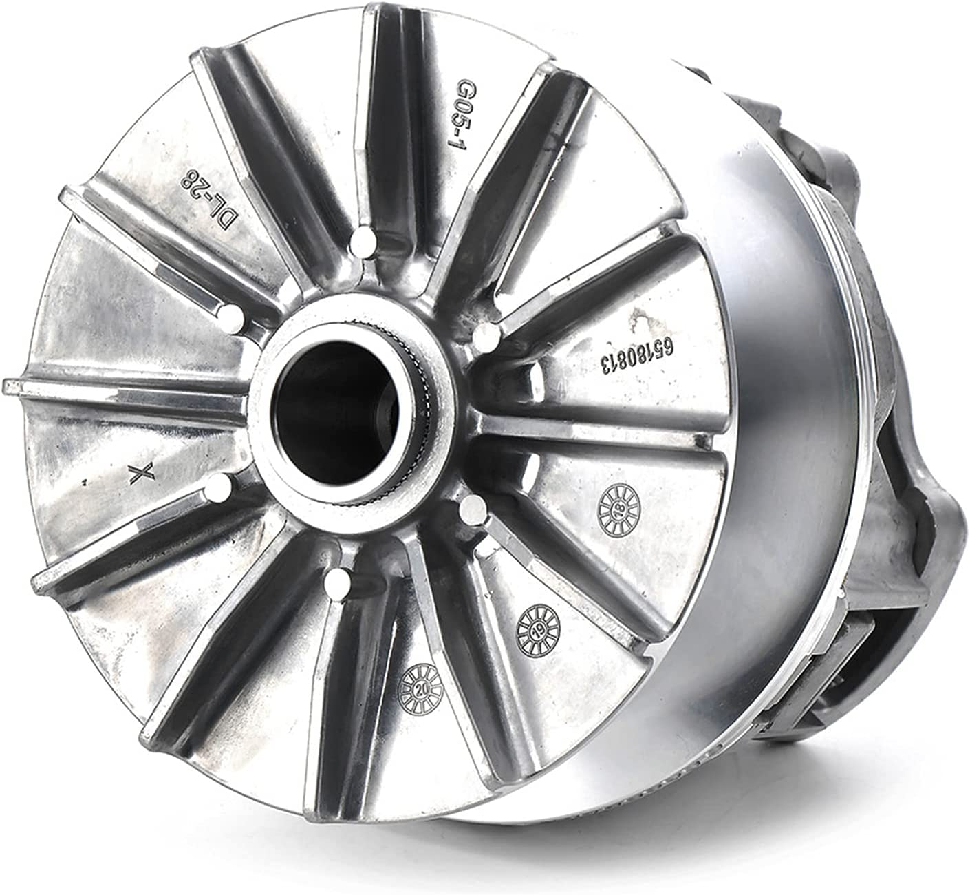 Ranking TOP20 MotorFansClub 1323996 Primary Driven Clutch Fit W New item Compatible For