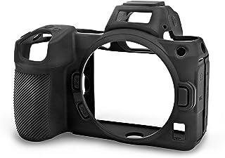 Walimex pro easyCover silikonowe etui na aparat fotograficzny Nikon Z5, Z6 II i Z7 II czarne – ochrona przed uderzeniami z...