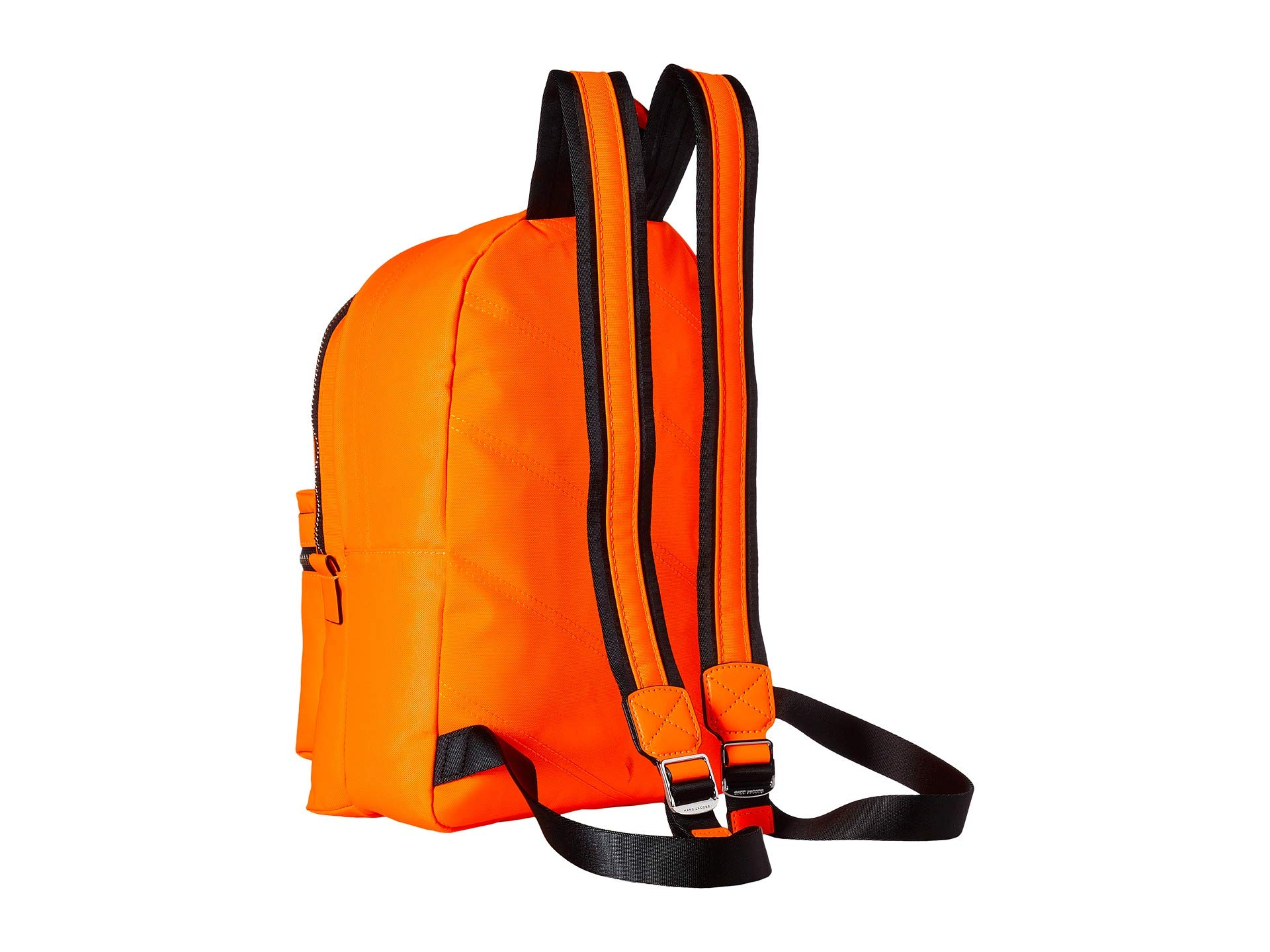 Bright Medium Trek Backpack Pack Marc Jacobs Orange fxXnwfRq