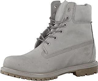 Womens' Icon 6-Inch Grey Premium Boot
