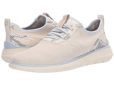 Cole Haan Generation Zerogrand Sneaker (Ivory/Pumice/Ivory) Women