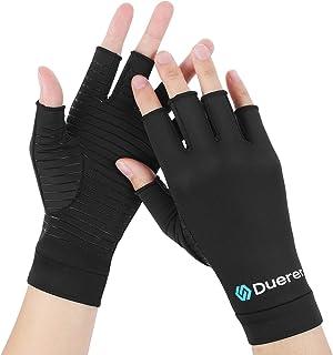 Duerer Kupfer Arthritis Handschuhe,die besten Kompressionshandschuhe für RSI,Männer und..