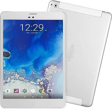 Tablet Android 4G LTE - Winnovo M798 7.85 pollici Phablet Singola SIM (Quad Core 16 GB ROM HD 1024x768 Doppia Fotocamera Wifi Bluetooth) - Argento - Confronta prezzi